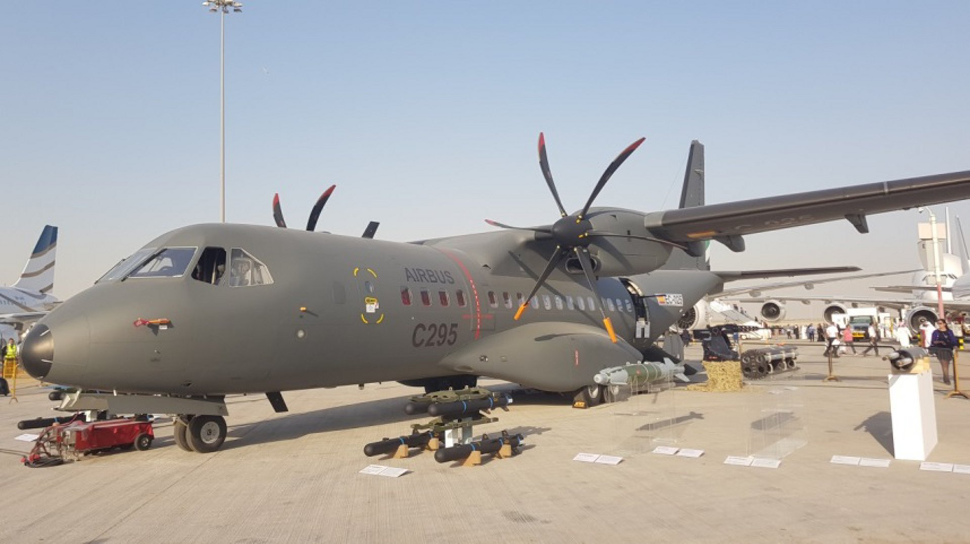 C295 Armed Version