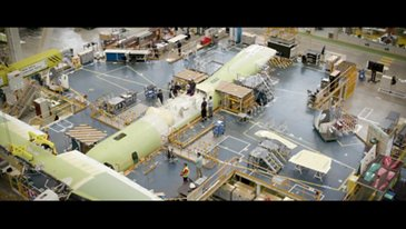 C295 FWSAR Wing assembly