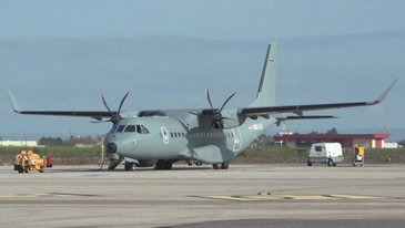 FOOTAGE Airbus demonstrates C295 FITS mission system operated by ground-based crews