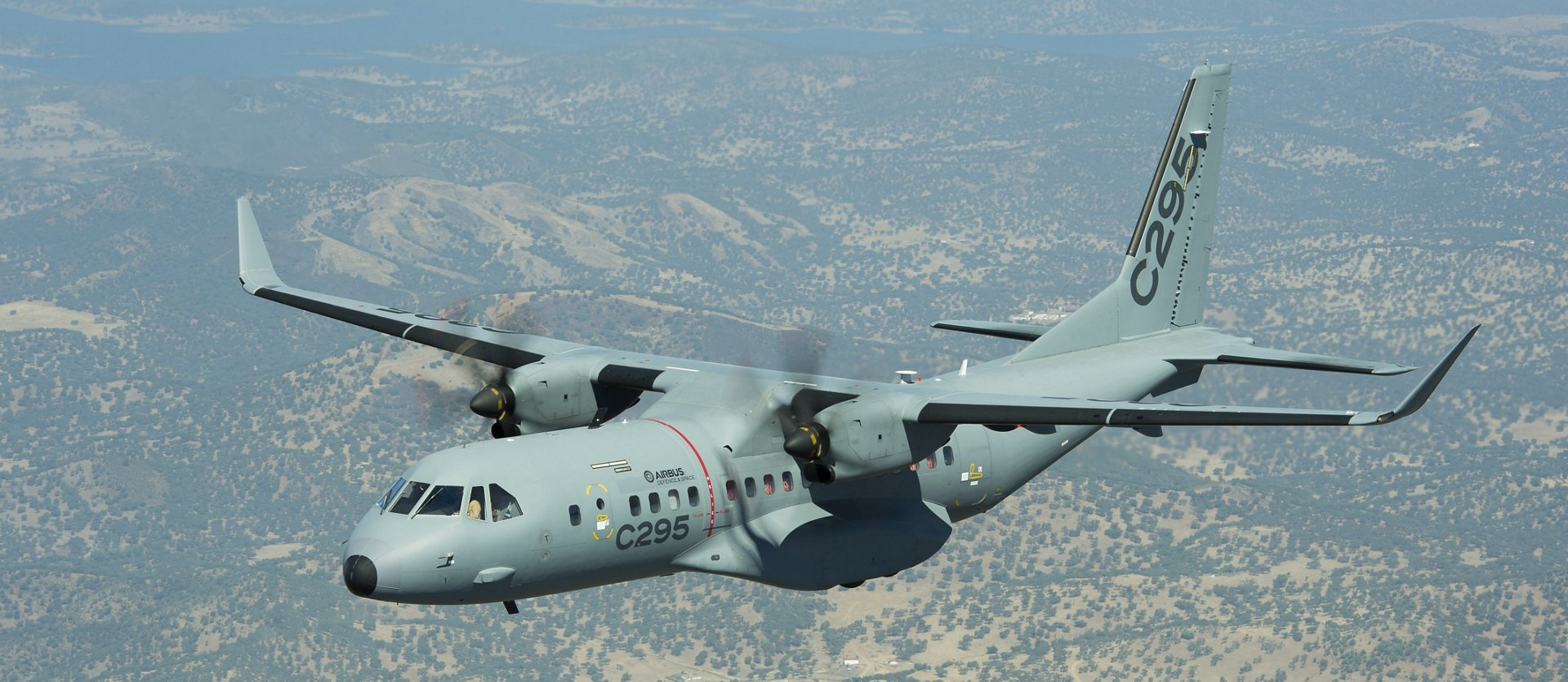 Airbus Defence and Space C295