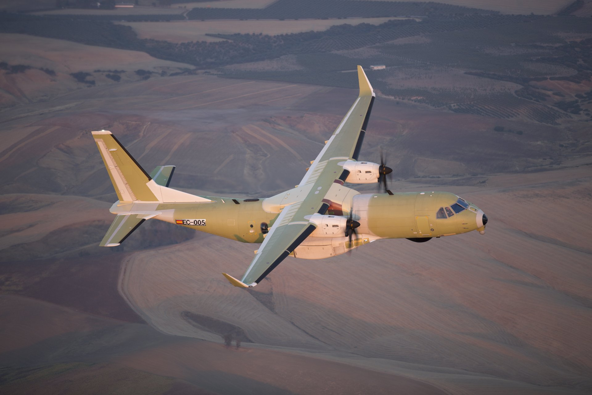 C295 Canada First Flight