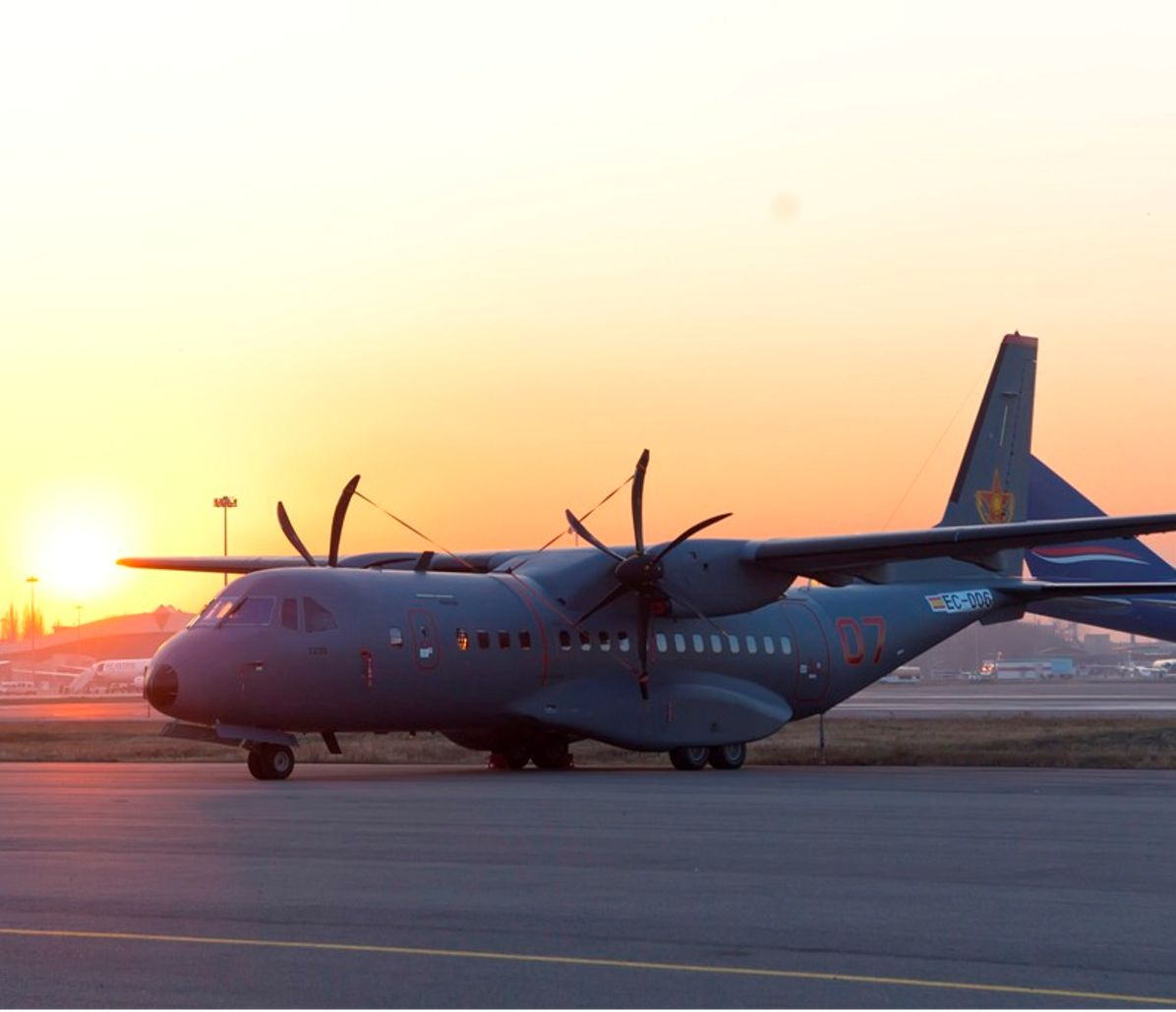 C295 Kazakhstan Air Force