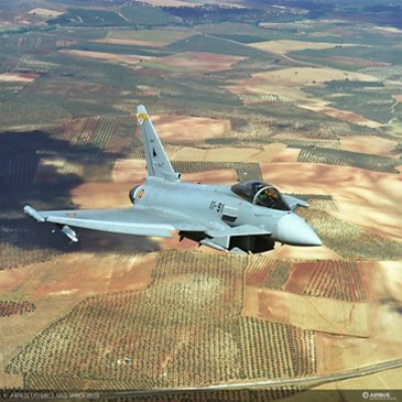 Eurofighter Spanish Air Force