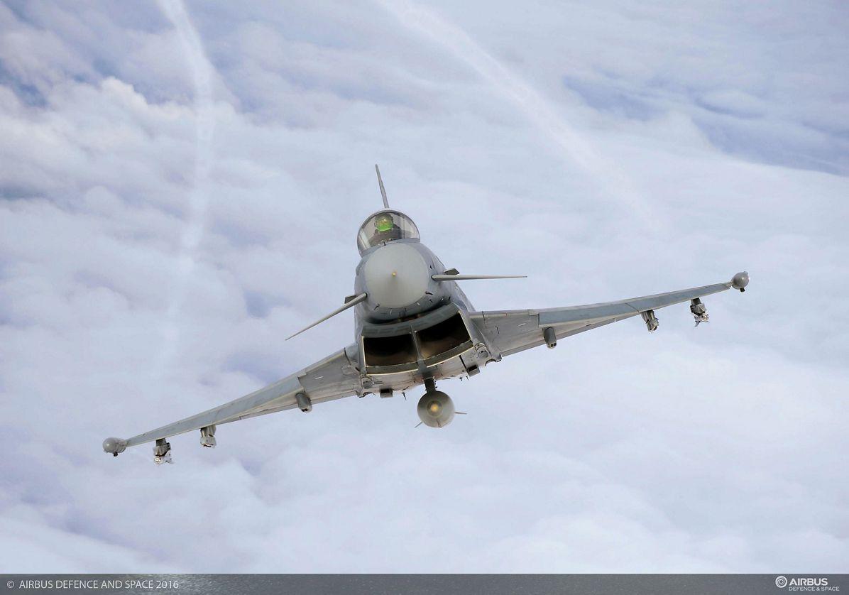 Eurofighter Air-to-Air