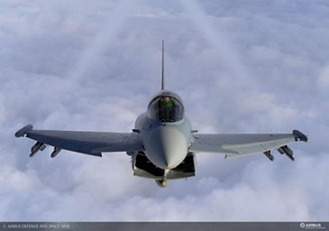 Eurofighter Air-to-Air