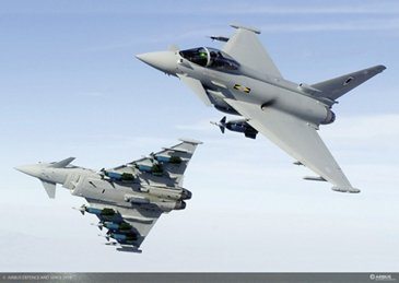 Eurofighter Royal Air Force