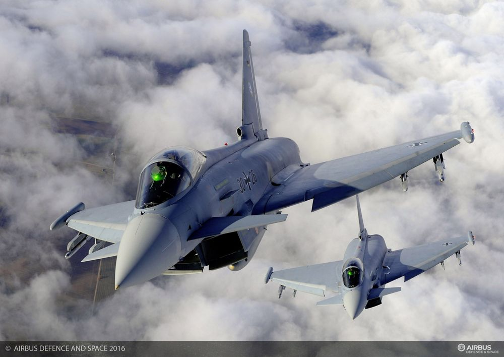 Eurofighter German Air Force