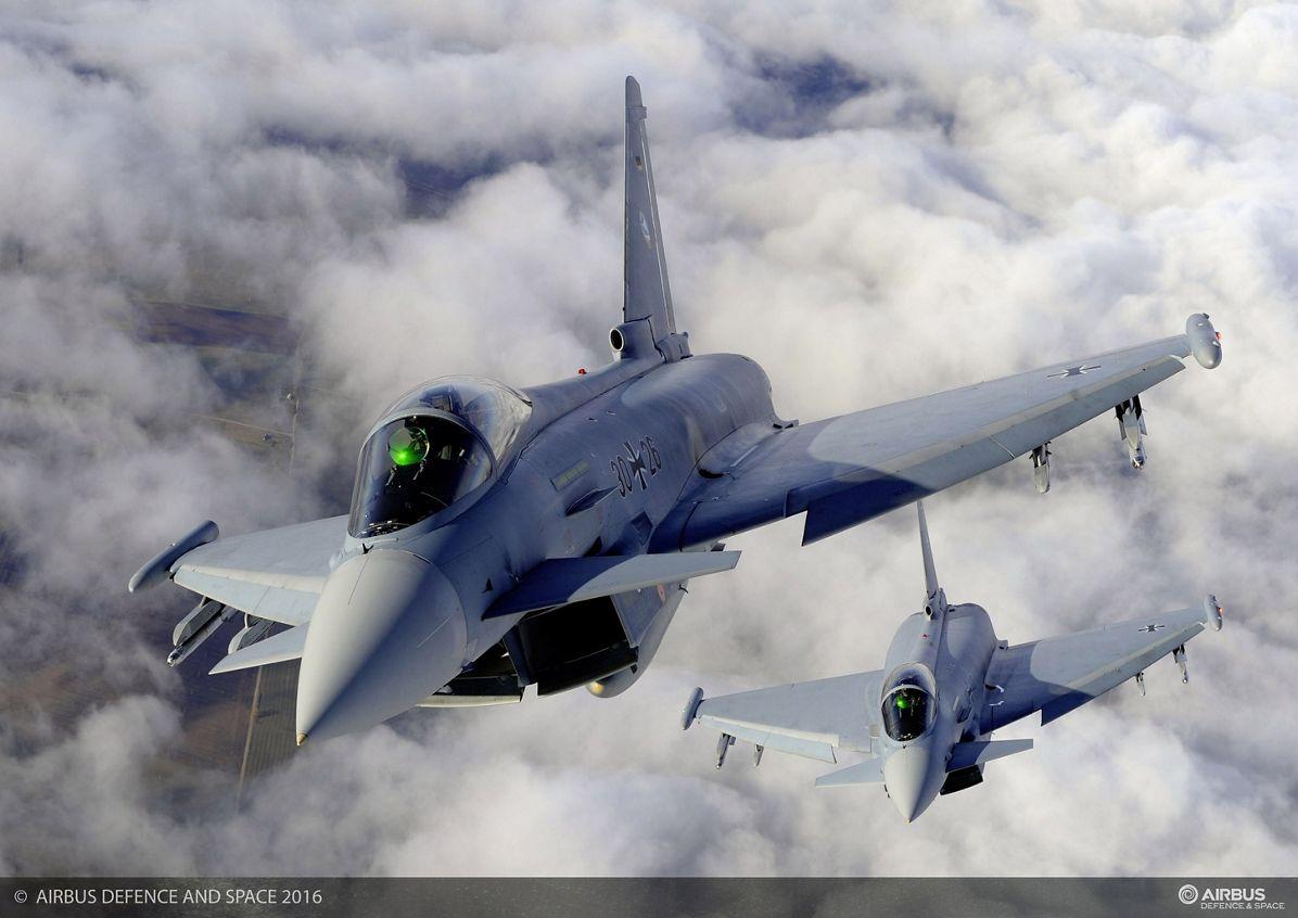 Eurofighter German Air Force