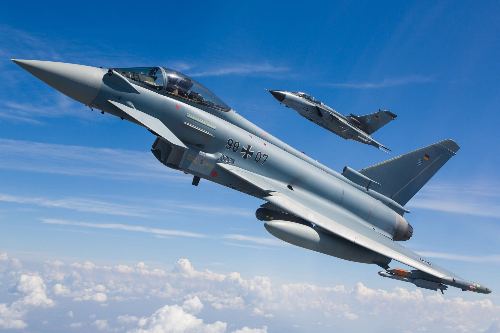 Tornado successor: Team Eurofighter presents offer to Germany