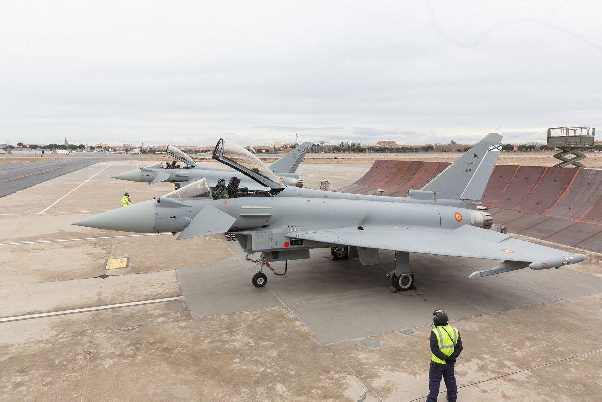 Latest Standard Eurofighter