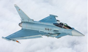German Airf Force Eurofighter