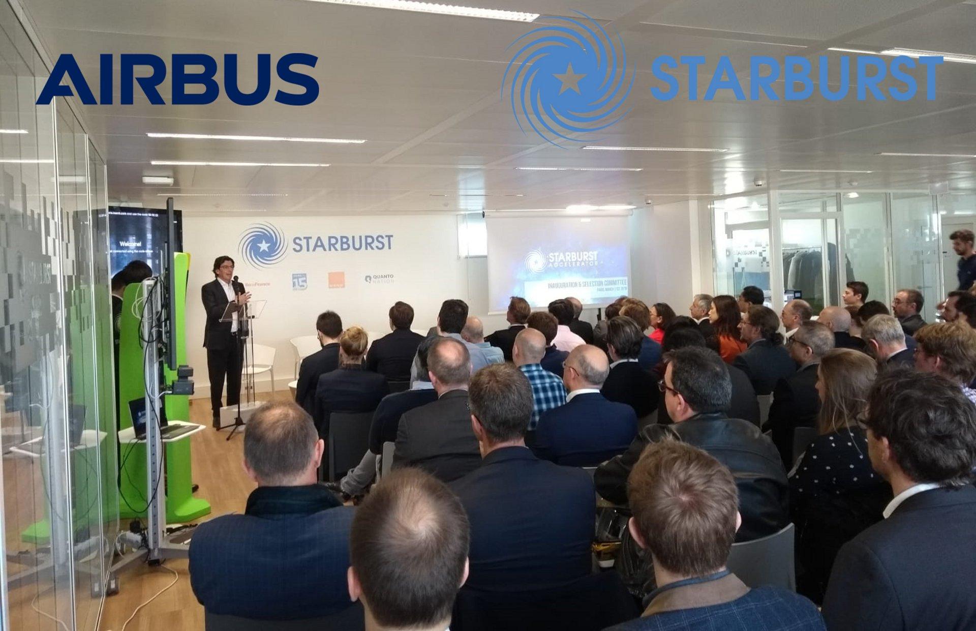 Airbus Starburst