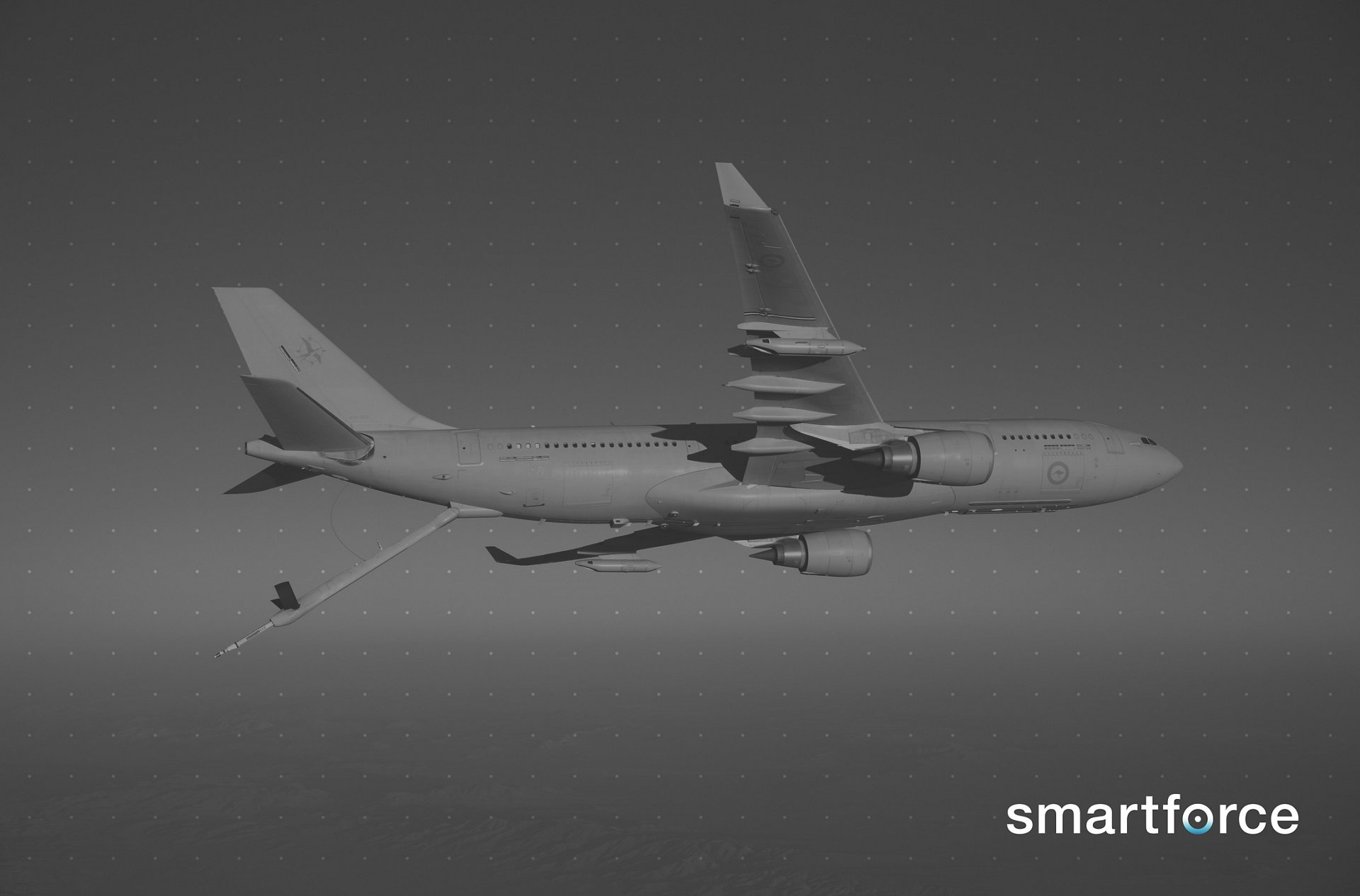 The Royal Australian Air Force benefits from Airbus SmartForce digital services for the maintenance of their A330 MRTT Air Refueling Boom System.