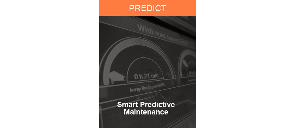 A representative graphic used to illustrate Airbus' Smart Predictive Maintenance services for military aircraft customers.