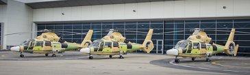 乐动体育app靠谱吗空中客车直升机公司向印度尼西亚交付了三架AS565 MBe Panther直升机