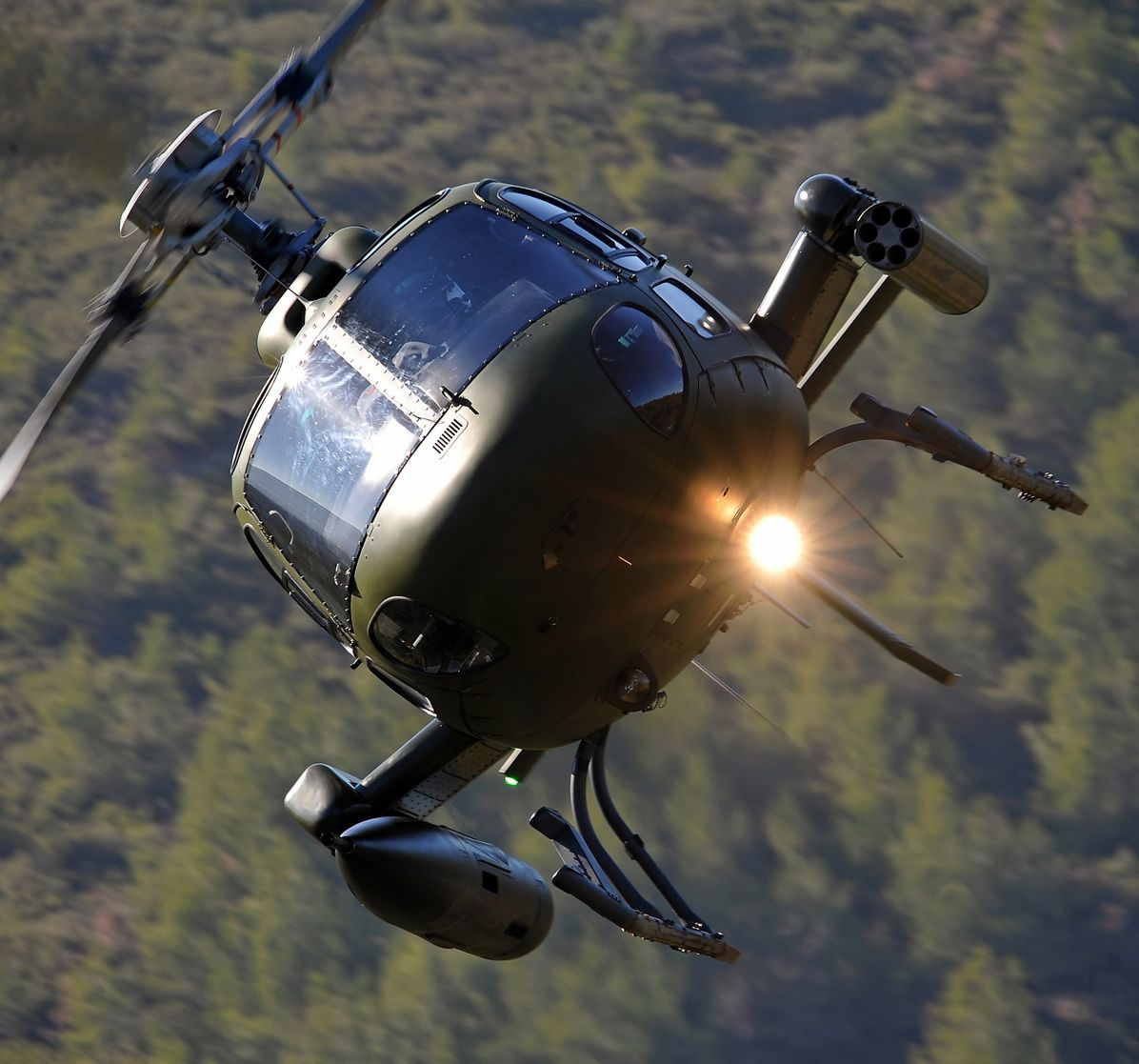 H125M with HForce
