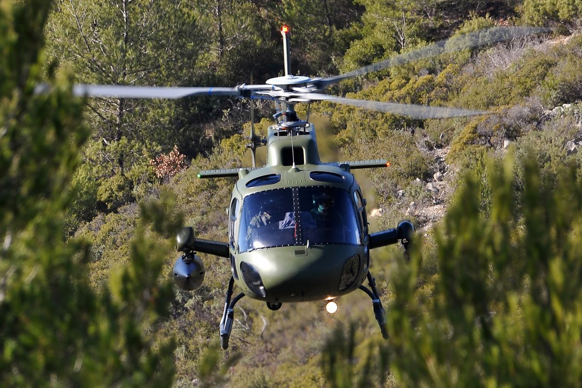 H125M for armed reconnaissance