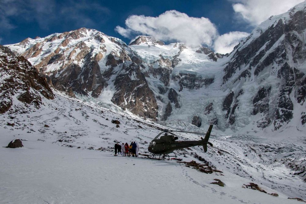 H125 helicopters help in rescue of climber in Pakistan