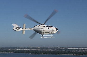 H135 for US Navy