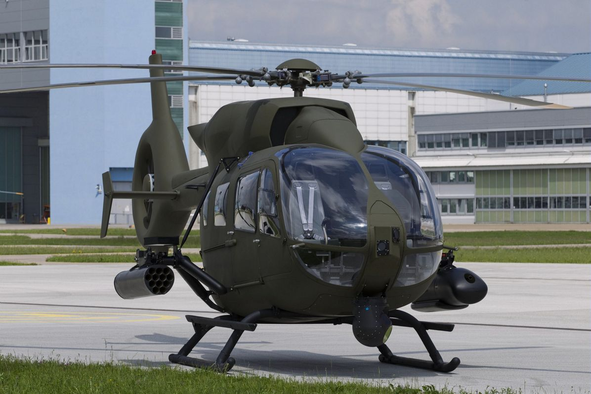 Republic of Serbia Orders Nine H145M