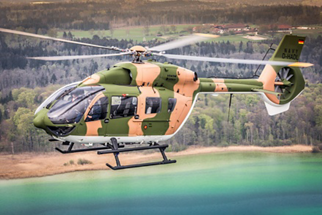 Enhancements include an upgraded transmission system and incorporation of Airbus' signature Fenestron® shrouded tail rotor for improved anti-torque control.