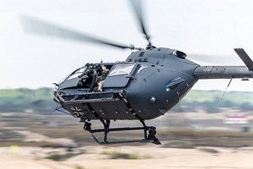 The rugged and high tech H145M