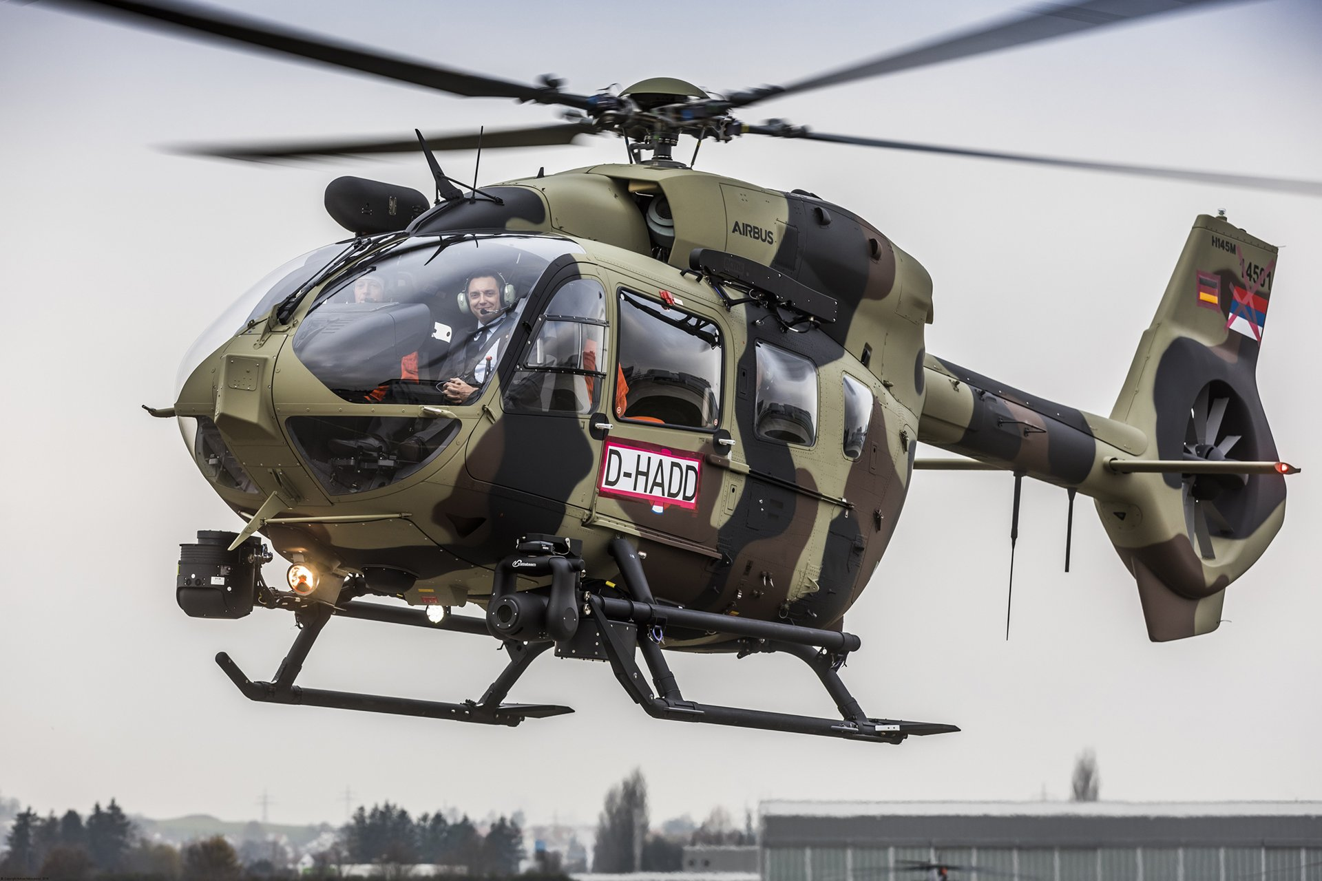 The Serbian aircraft will be equipped with a fast roping system, high-performance camera, fire support equipment, ballistic protection as well as an electronic countermeasures system to support the most demanding operational requirements.