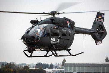 乐动体育app靠谱吗空中客车直升机向卢森堡提供首次H145M