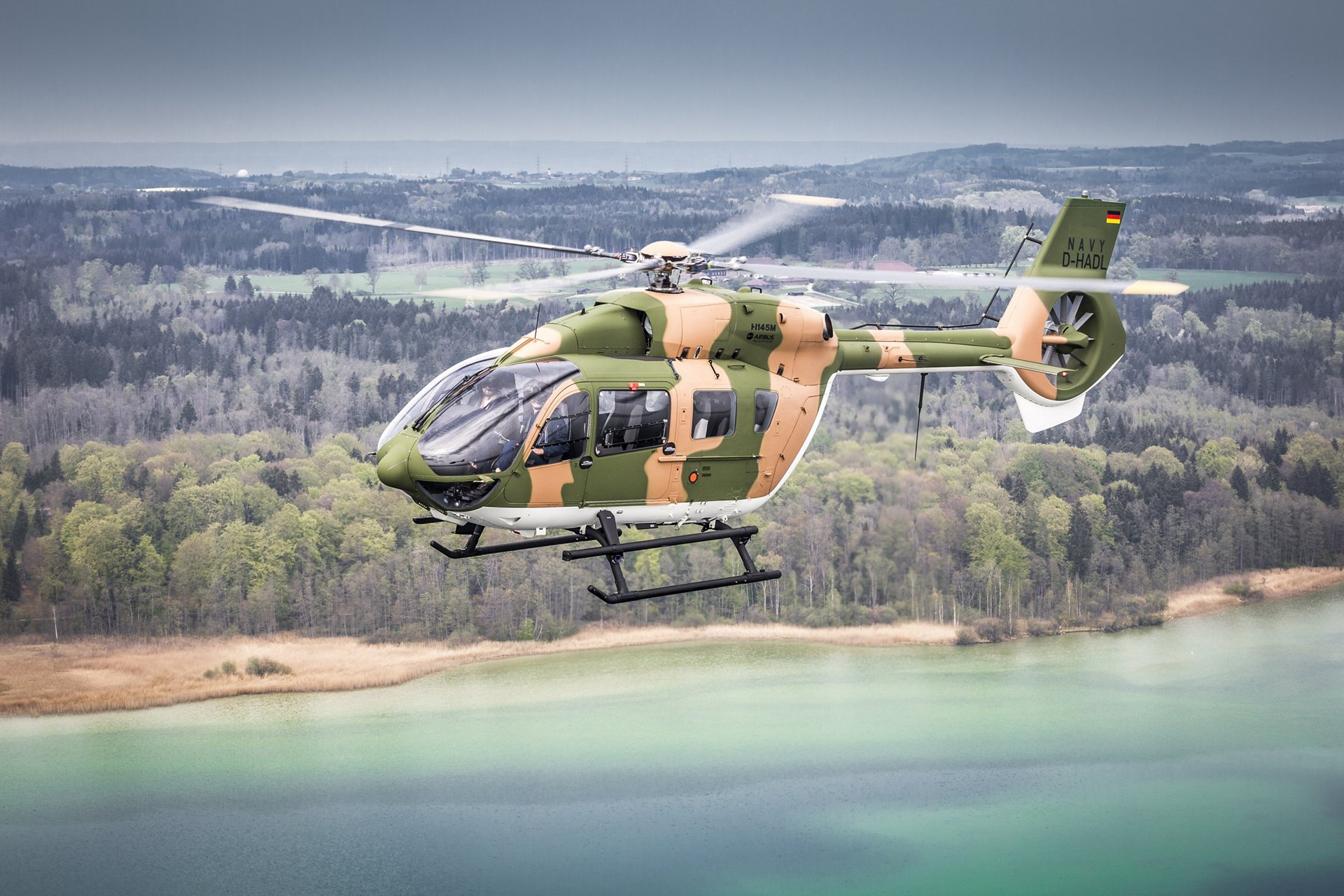 The H145M is the answer to today's most demanding operations for which high versatility, high performance and cost effectiveness are needed.