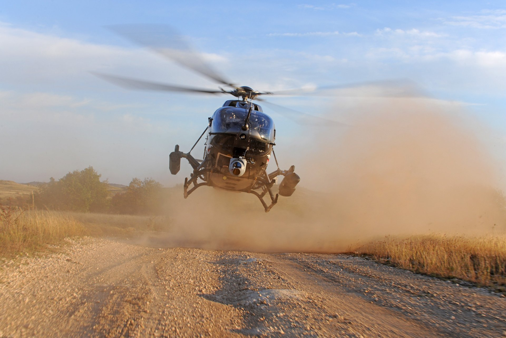 Modern and versatile, the H145M offers a wide range of tactical options for battlefield roles.