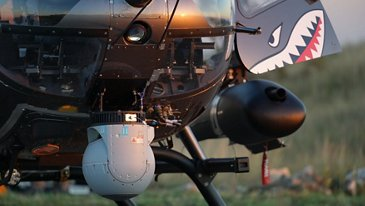 H145M with electro optic system (EOS)