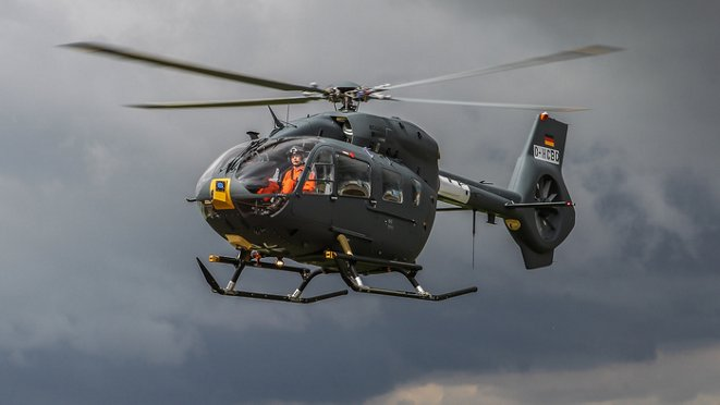 Ready to serve: Airbus Helicopters' militarized H145M receives its on-time EASA certification