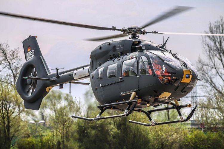 Airbus Helicopters wins a full-service contract for the German Armed Forces' new H145M military rotorcraft