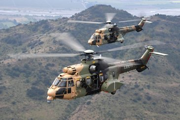AG真人计划 Helicopters delivers final H215M to the Chilean Army