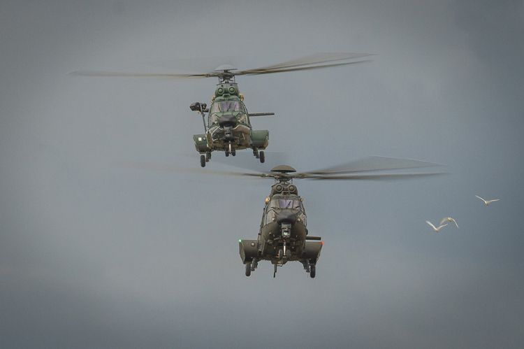The Brazilian Armed Forces close out 2015 with three new H225M