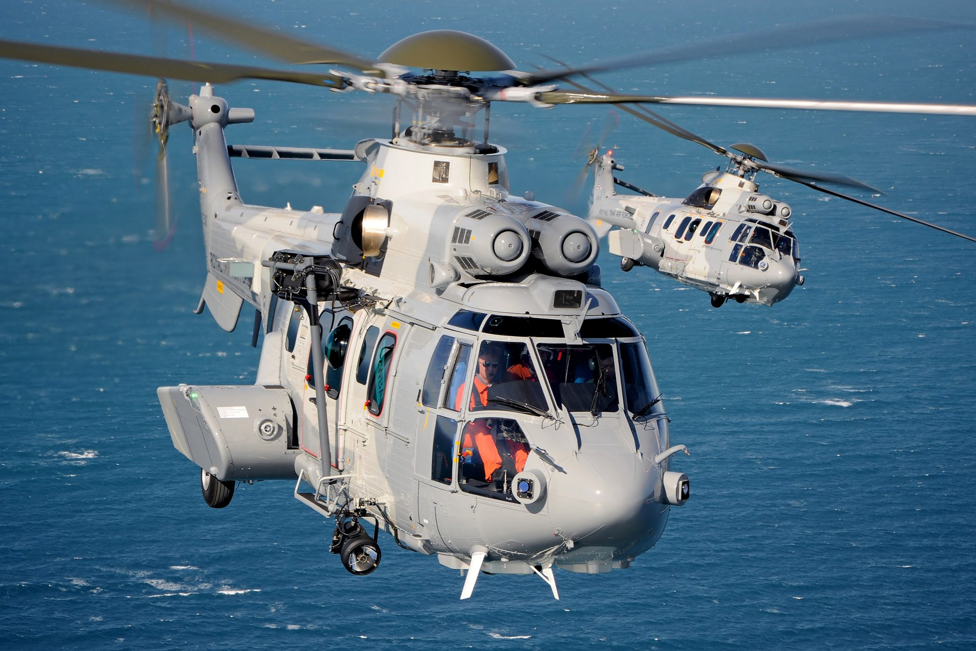 The Royal Thai Air Force (RTAF) has ordered two additional mission-ready twin-engine EC725 (now marketed as the H225M Caracal) multirole utility helicopters