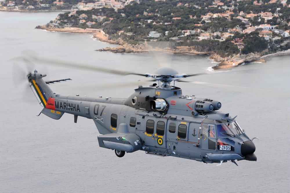 Brazil signs contract for the EC725