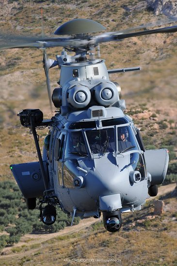 H225M Thai Air force