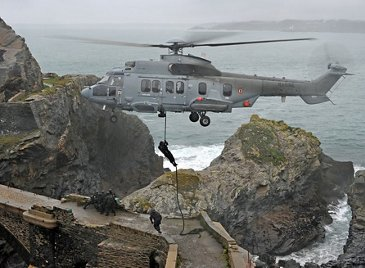 Poland pre-selection of the Airbus Helicopters H225M Caracal