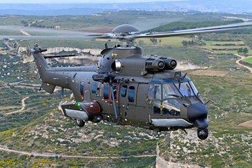 RSAF H225M In Marignane