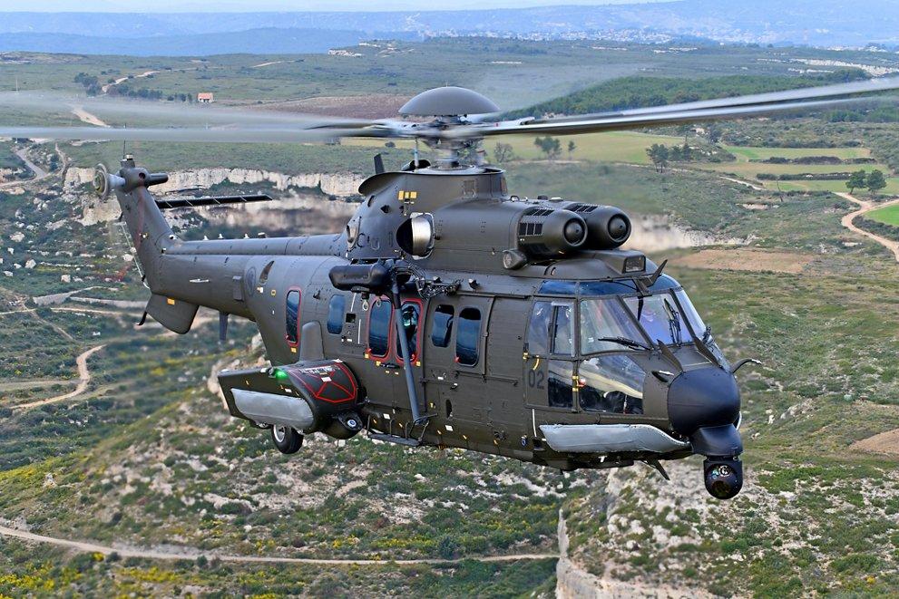 RSAF H225M A Marignane