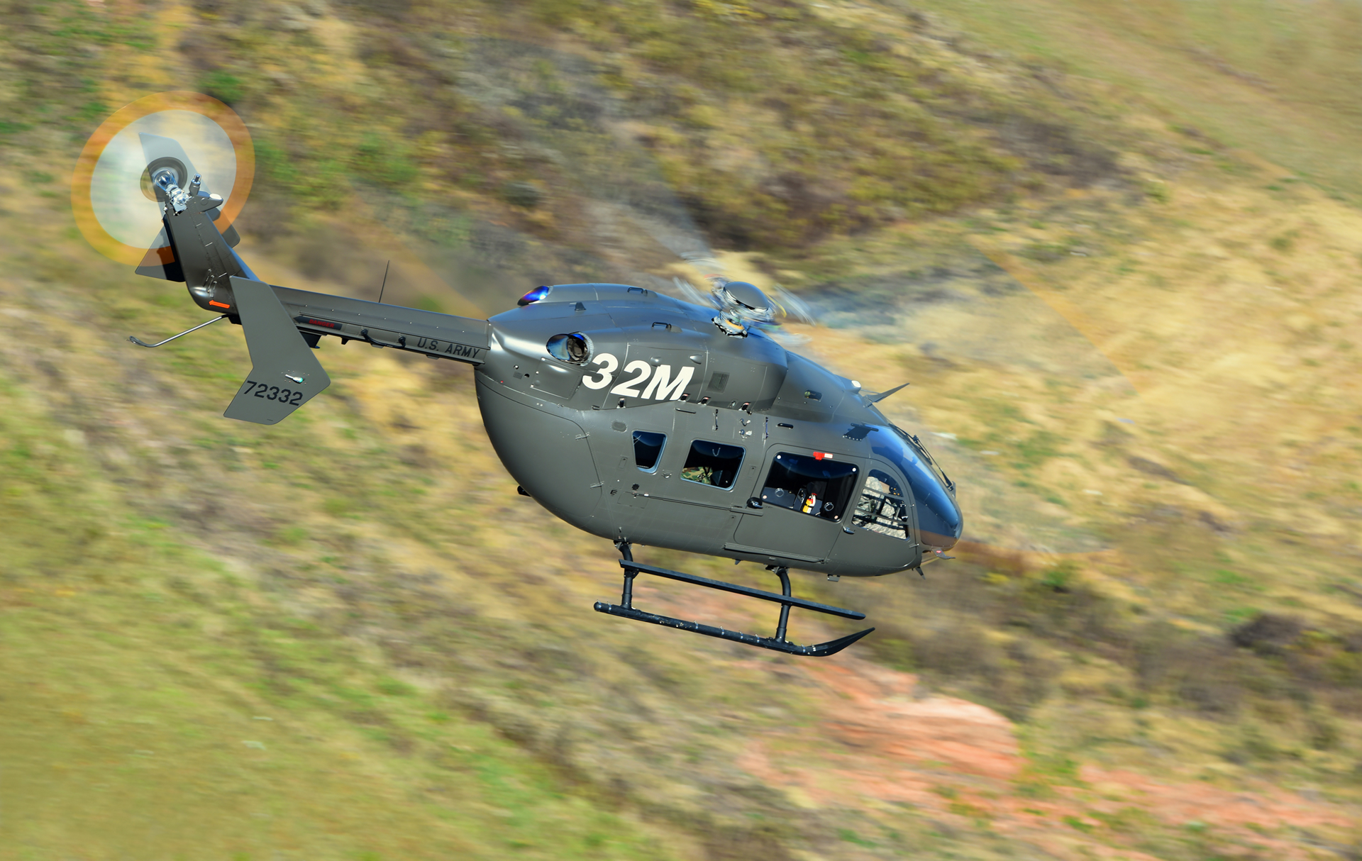 Airbus Helicopters, Inc. received a contract valued at approximately $273 million to deliver 35 additional UH-72A Lakotas for the United States Army.