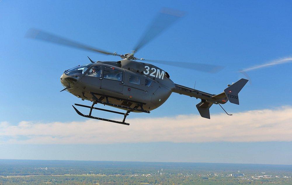 UH-72A Lakotas