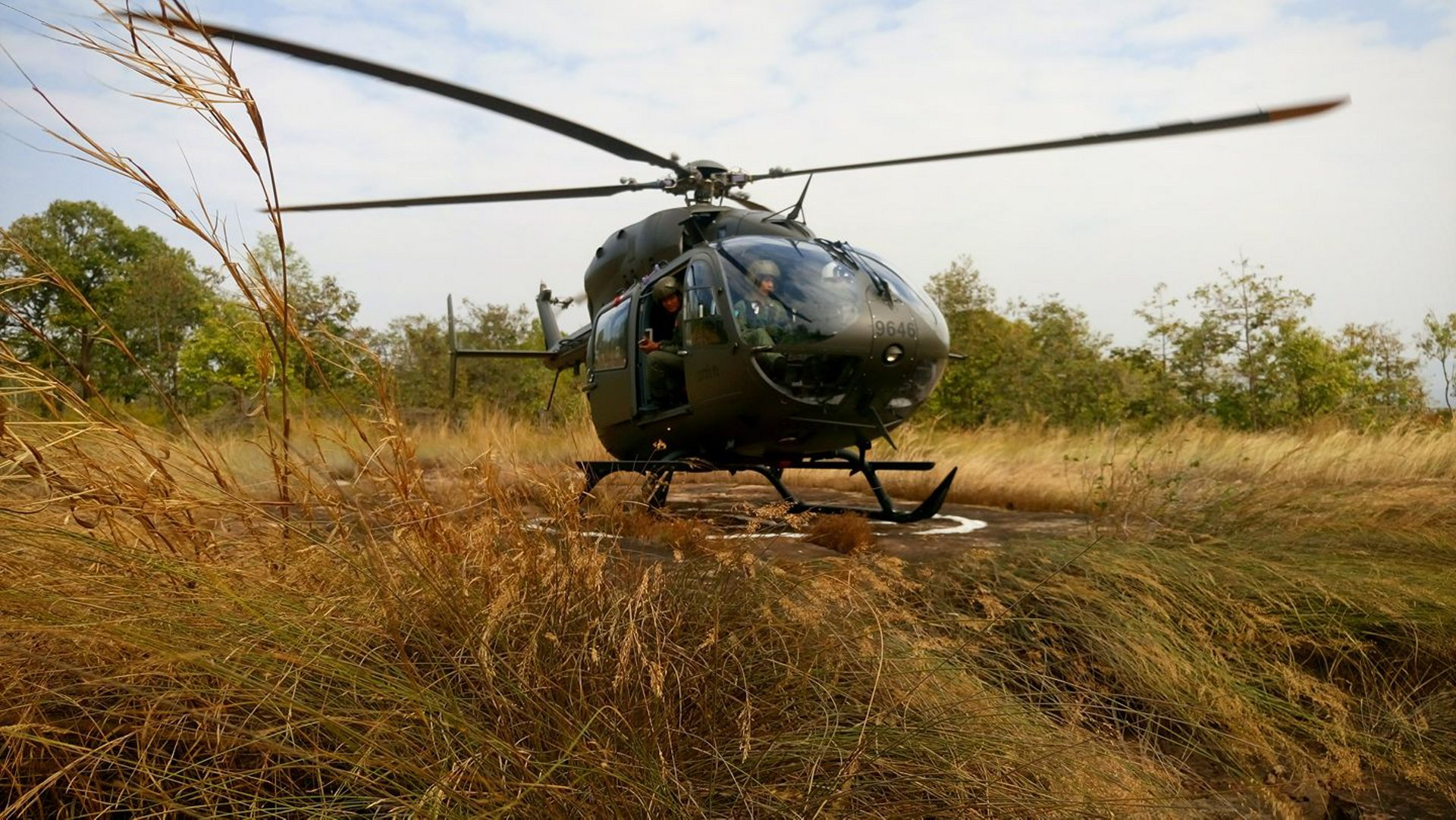 In 2014, the Royal Thai Army acquired six UH-72A Lakota helicopters from Airbus Group through the US's foreign military sales programme.