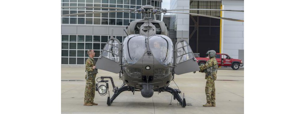 UH-72A Lakota Crew Preparing For Support Of Southwest Border Mission