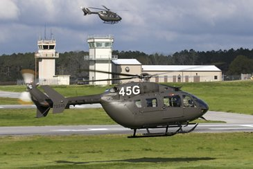 UH 72 Stagefield Operations