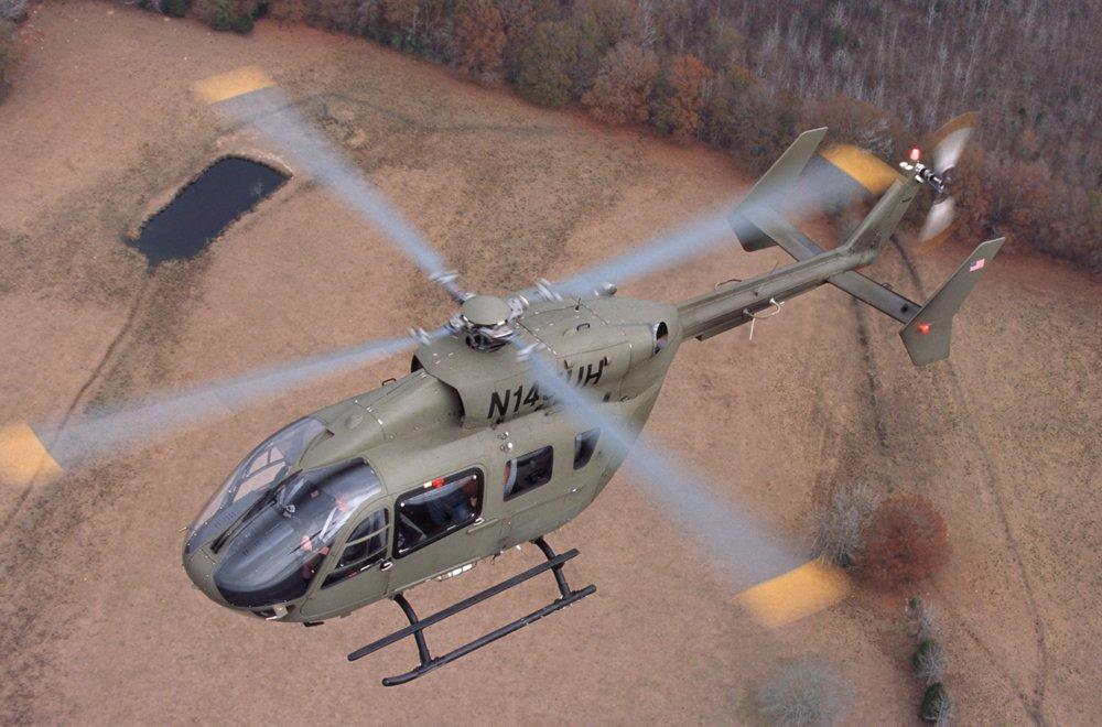 美国陆军购买的UH-72A拉科塔轻型通用直升机是以空客公司的H145多任务直升机为基础的。乐动体育app靠谱吗