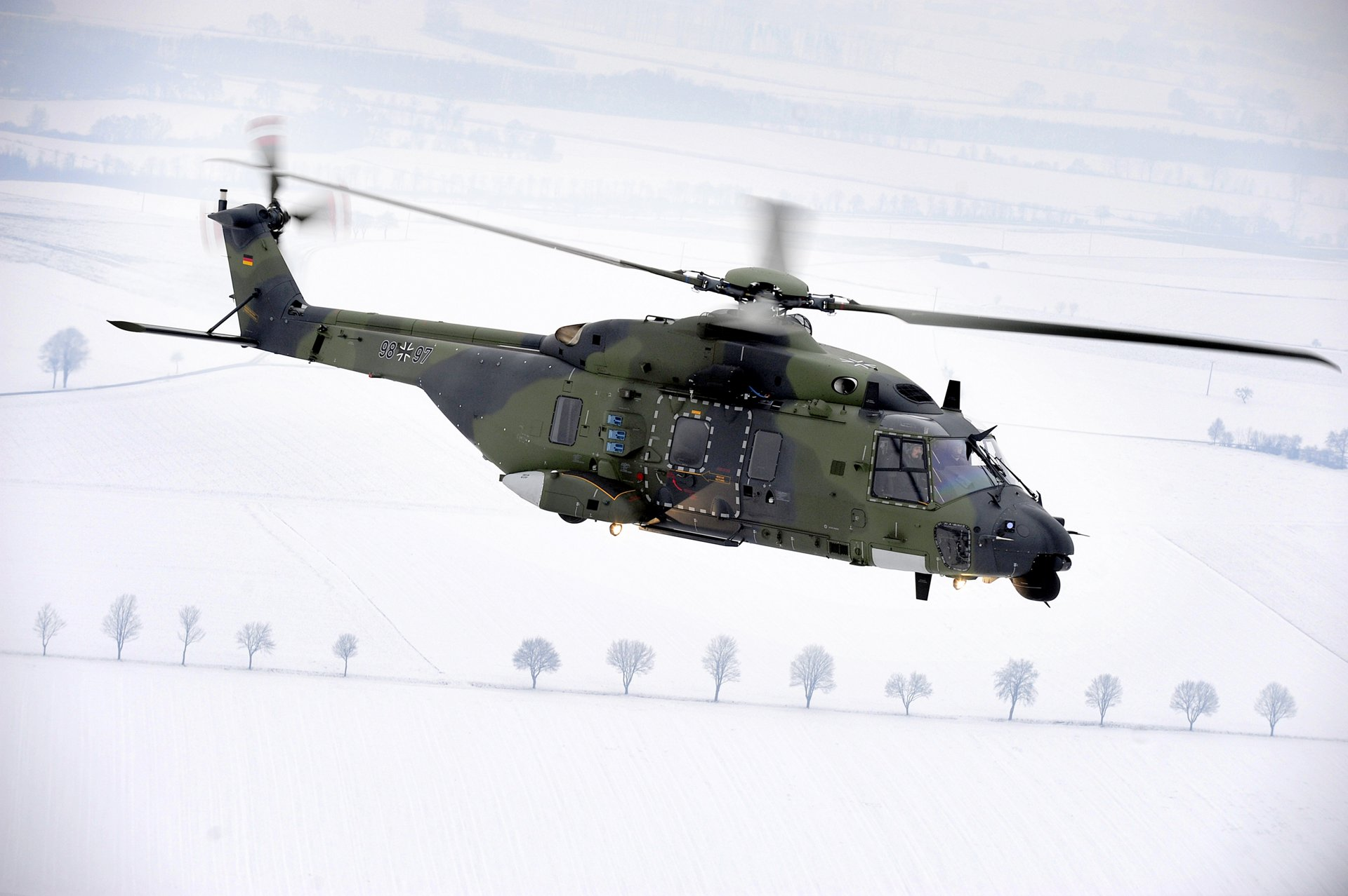 Airbus Helicopters refutes allegations from ZDF documentary on NH90