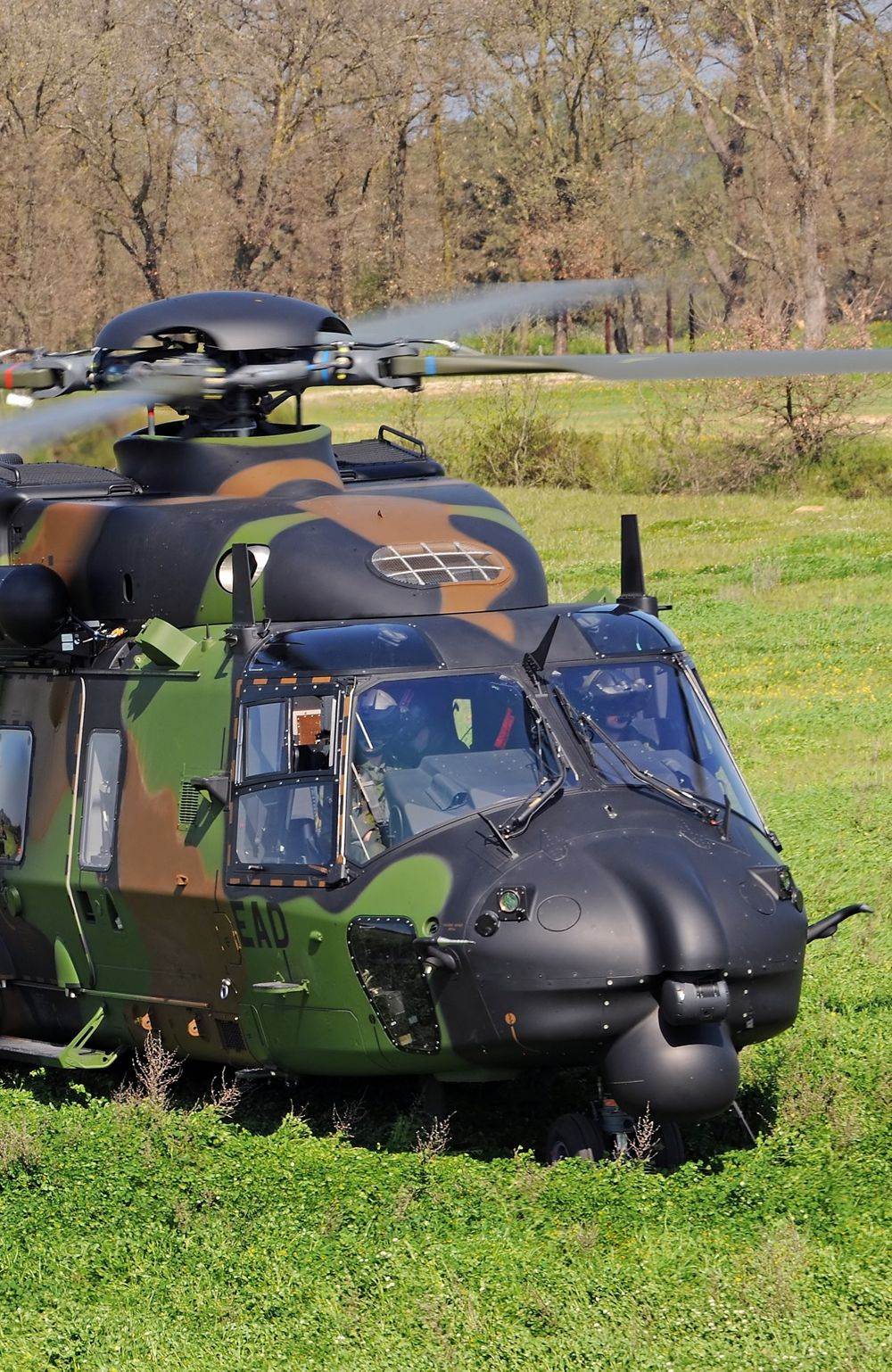 France signs contract for upgraded NH90 TTH