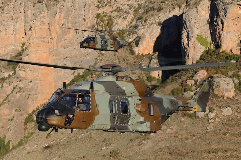 NH90 Spanish Army